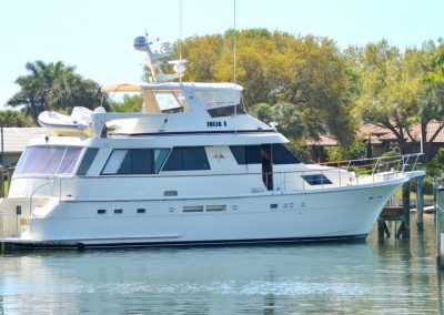 Hatteras 60 Julia E NEW.61